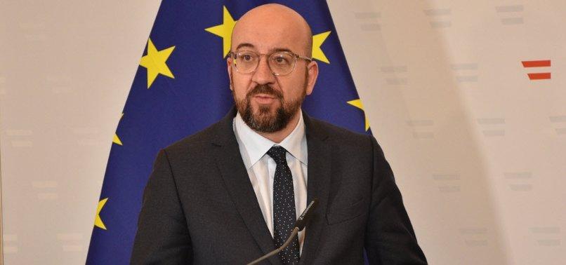TOP EU OFFICIALS SIGN BREXIT DEAL IN CLOSED DOOR CEREMONY