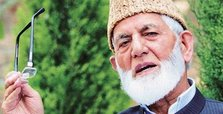 Kashmiri pro-freedom leader Syed Geelani steps down