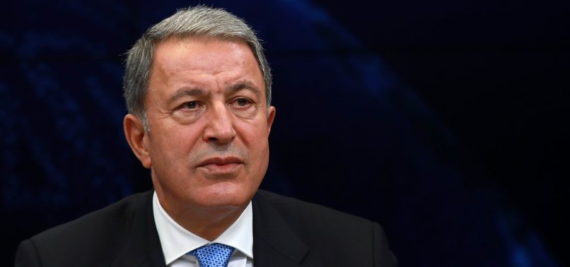 TURKEY NOT TO ALLOW ANY TERROR CORRIDOR NEAR BORDER - MIN AKAR