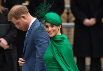 Prens Harry ve Meghan Markle çiftinin ikinci çocukları dünyaya geldi