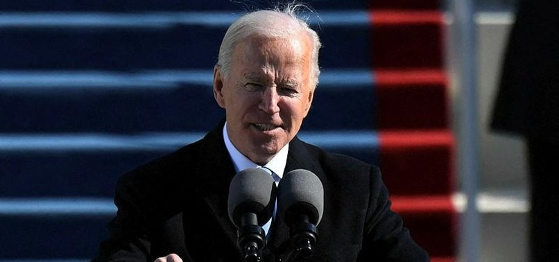 BIDEN TO MARK 500,000 LIVES LOST WITH CEREMONY