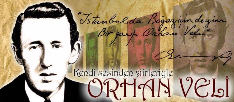 Garip akımı şairi: Orhan Veli Kanık