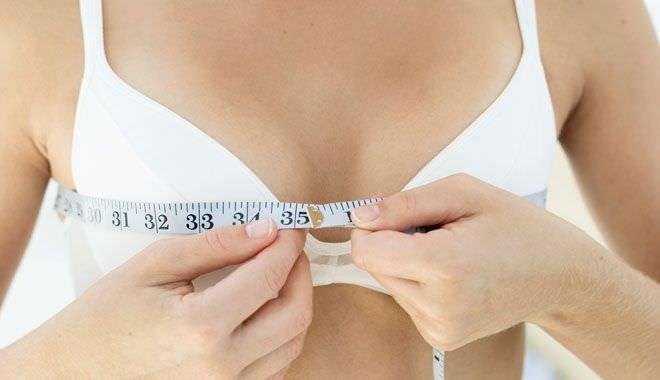 Küçük göğüslü kadınlar için iyi haber