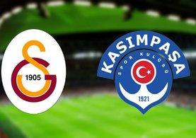 Kasımpaşa Galatasaray maçı ne zaman oynanacak saat kaçta hangi kanalda?