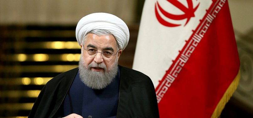 IRANIAN PRESIDENT ROUHANI ARRIVES IN ANKARA FOR SYRIA SUMMIT