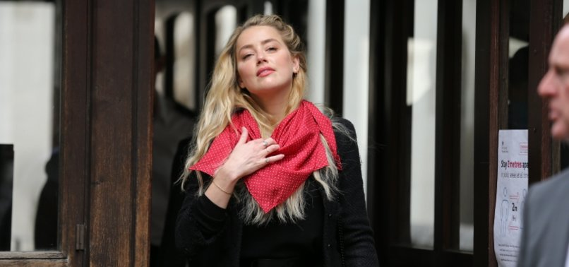 AMBER HEARD WRAPPING UP EVIDENCE IN JOHNNY DEPP LIBEL TRIAL