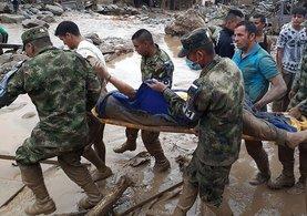 Kolombiya'da sel felaketinde ölenlerin sayısı 250'yi aştı