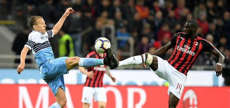 VIDEO SHOWS LAZIO FANS RACIST CHANTS AIMED AT BAKAYOKO