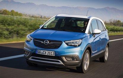 SÜRÜŞ İZLENİMİ · Opel Crossland X