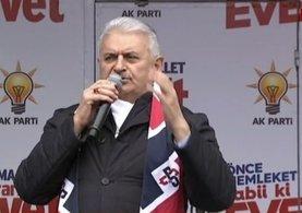 Binali Yıldırım: Türkiye Hollanda'ya ayar verdi