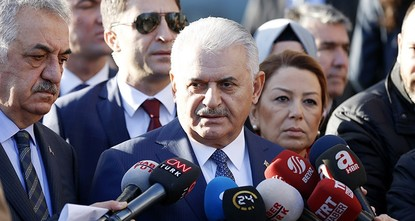 pPrime Minister Binali Yıldırım Monday called on Turkish women to launch a movement of conscience, and be the voice of the suffering women in Syria./p