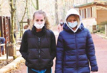 Boğaz'ı bıraktılar ormana gittiler