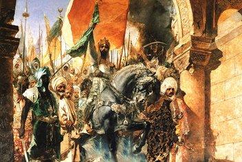 Avrupa için durdurulamayan 'Osmanlı tehdidi'