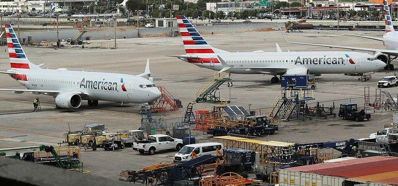 AMERICAN AIRLINES SUSPENDS FLIGHTS TO VENEZUELA