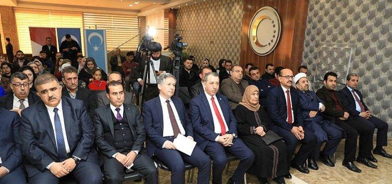 28 YEARS ON, IRAQS KIRKUK REMEMBERS TURKMEN MASSACRE