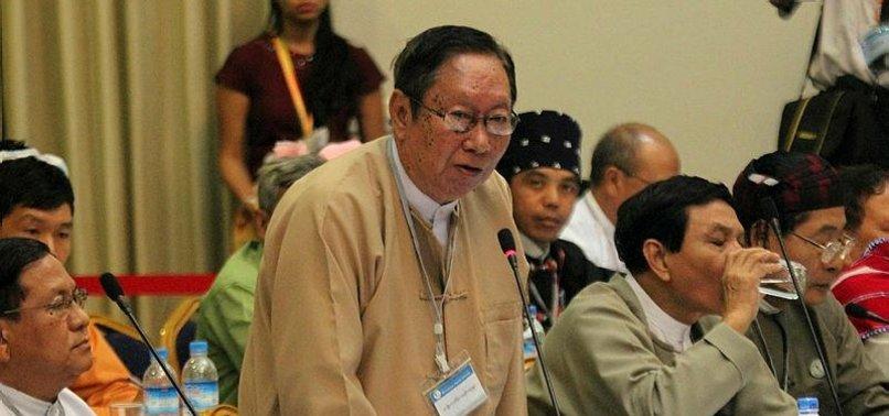 JAILED ADVISER OF MYANMARS SUU KYI DIES OF COVID-19