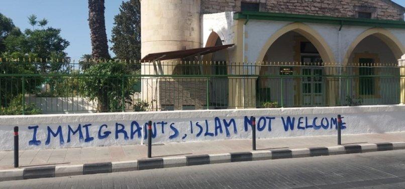 TURKEY CONDEMNS MOSQUE ATTACK IN GREEK CYPRUS