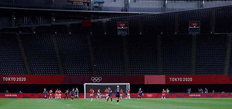 SOCCER PLAYERS KNEEL TO START NEW ERA OF OLYMPIC ACTIVISM