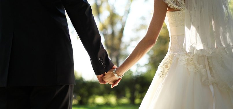 OVER HALF A MILLLION COUPLES TIED THE KNOT IN TURKEY IN 2018, BUT DIVORCE RATES STILL RISING: DATA
