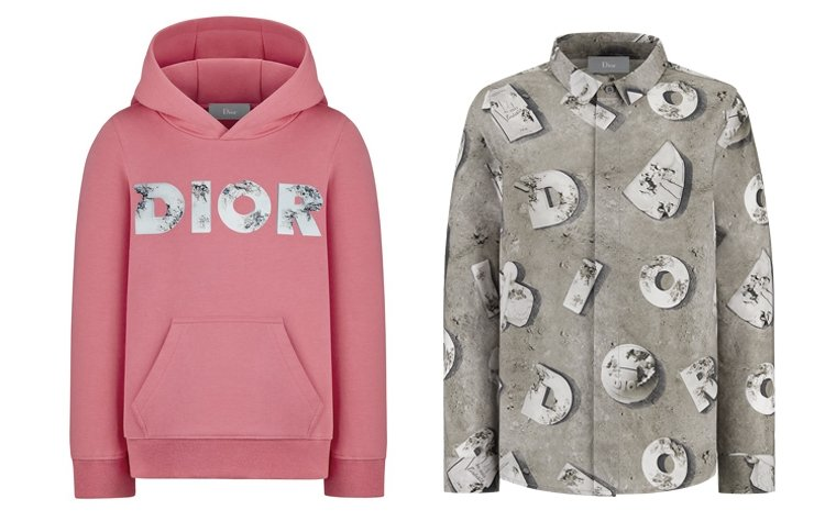 Baby Dior x Daniel Arsham kapsül koleksiyonu