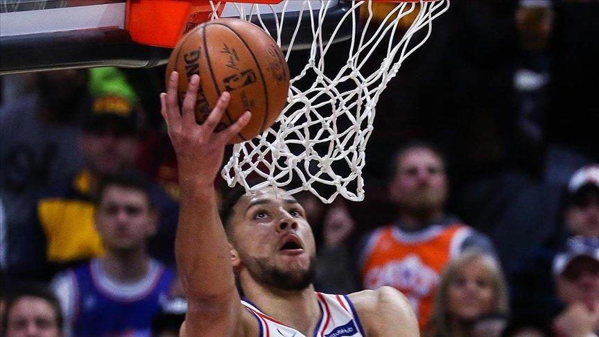 NBA'DE 76ERS HEAT'İ MAĞLUP ETTİ