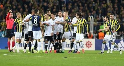 pTurkish Spor Toto Super Lig's derby match between Fenerbahçe and Beşiktaş ended in a 0-0 draw late Saturday in Istanbul./p  pThe derby at Ulker Stadium Şükrü Saraçoğlu Sport Complex lacked any...