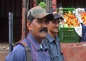 Hindistan'da domatese silahlı koruma!