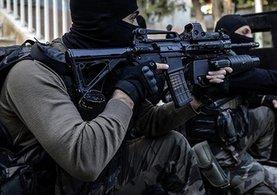 PKK'nın hendeklerini temizleyen JÖH ve PÖH'ler Suriye yolcusu