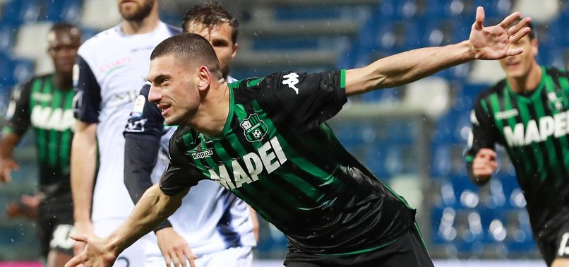 JUVENTUS SIGN TURKEY DEFENDER DEMIRAL FROM SASSUOLO
