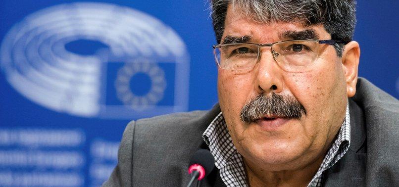 PYD RINGLEADER MUSLUM ATTENDS PKK DEMONSTRATION IN BERLIN