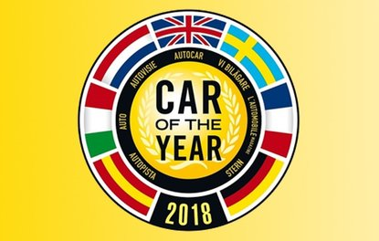 Avrupa'da yılın otomobili (Car of the Year 2018) finalistleri belli oldu