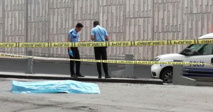Şişli'de bu sabah şüpheli ölüm