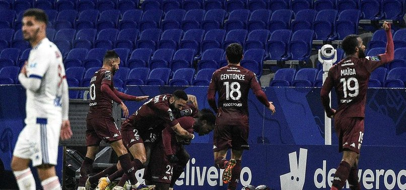 LYON LOSES 1-0 AT HOME TO METZ, LILLE RALLIES TO WIN