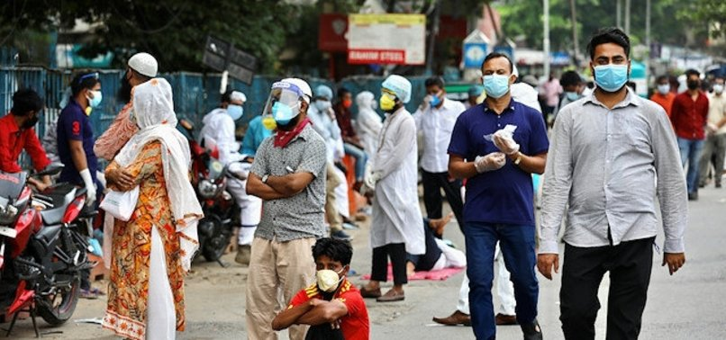 BANGLADESHS DAILY VIRUS DEATH TOLL LOWEST IN 5 MONTHS