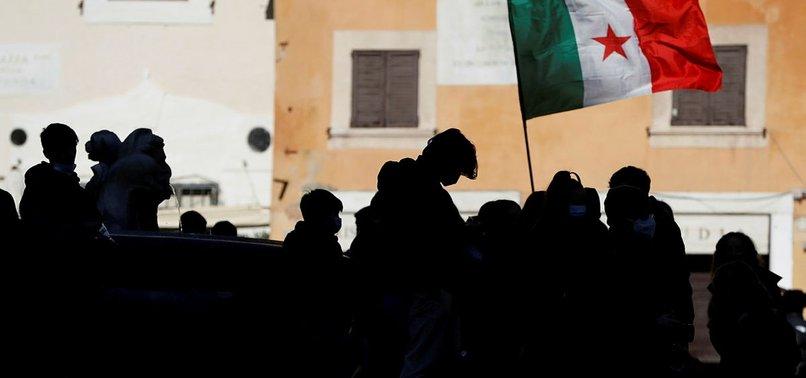 ITALY REPORTS 377 CORONAVIRUS DEATHS ON MONDAY, 8,824 NEW CASES