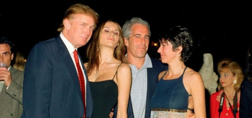 FOX NEWS SAYS IT MISTAKENLY CUT TRUMP OUT OF PHOTO OF HIMSELF POSING WITH JEFFREY EPSTEIN