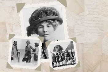 Ortadoğu'nun haritasını çizen bir casus: Gertrude Bell