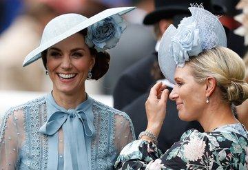 Royal Ascot 2019'da Kraliyet Geçidi