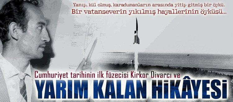 Başarılı olan ilk Türk füzesinin akıbeti