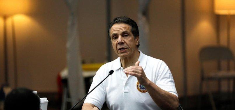 NEW YORK VIRUS DEATHS HIT 1,941 AS STATE STRUGGLES