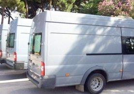 Ele geçirilen FETÖ minibüslerinin sırrı ortaya çıktı