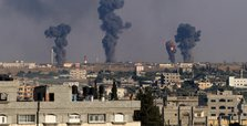 Israeli warplanes launch airstrikes on Palestine's Gaza Strip