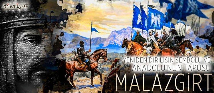 Yeniden dirilişin sembolü Malazgirt Zaferinin 947'nci yıl dönümü