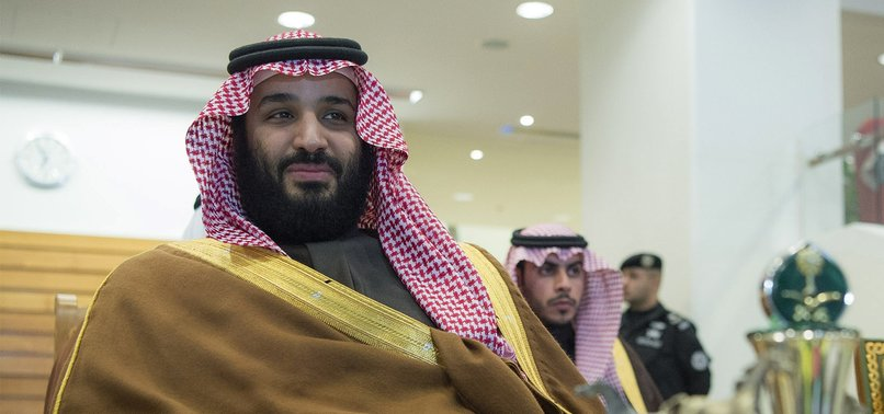 SAUDI CROWN PRINCE TO MEET EGYPTS POPE IN CAIRO