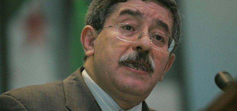ALGERIA TO QUESTION EX-PREMIER ON CORRUPTION