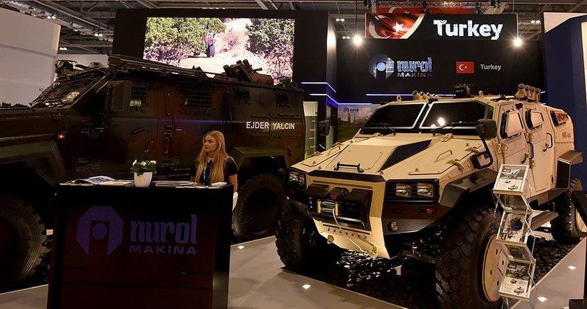 Türk savunma sanayisine Ukraynada büyük ilgi