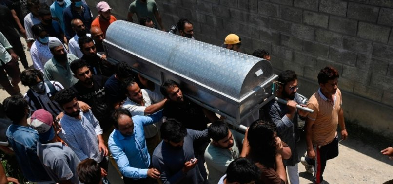 PAKISTAN: EXCHANGE OF FIRE WITH INDIA KILLS BOY IN KASHMIR