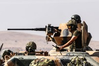 Eleven Daesh terrorists were killed and two wounded in the ongoing Operation Euphrates Shield in northern Syria, according to a Turkish Armed Forces (TSK) statement on Sunday. The statement...