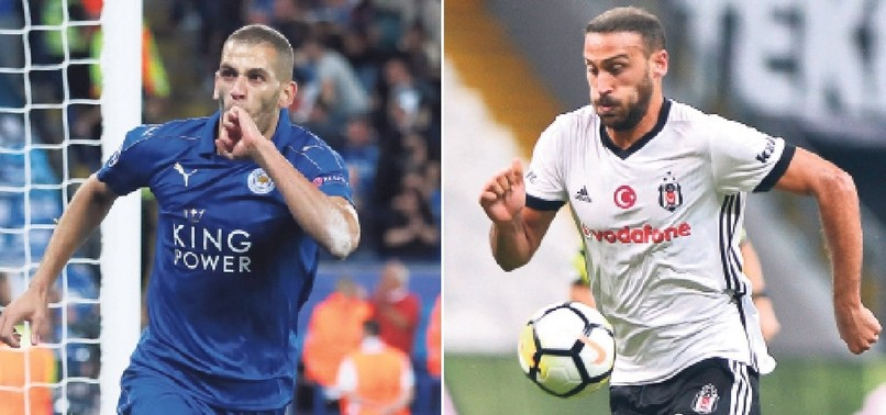BEŞIKTAŞ TARGETS SLIMANI WITH TOSUN CLOSE TO EVERTON