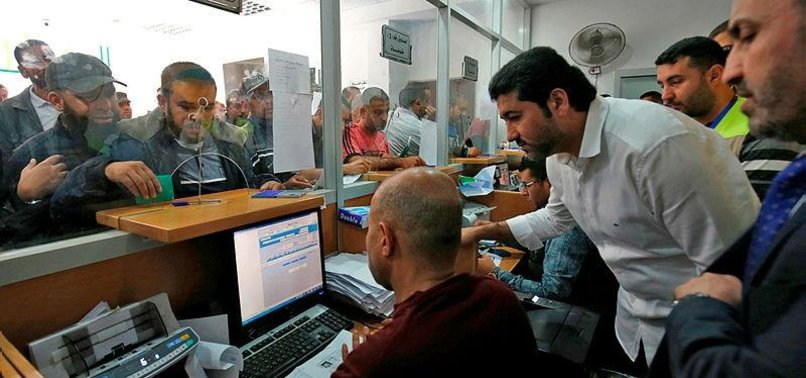 HAMAS-APPOINTED CIVIL SERVANTS GET SALARIES FROM QATAR